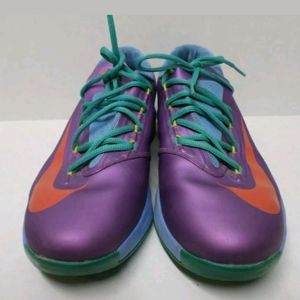 Nike KD6 599477-500 Shoes Size 7